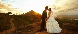 The Panoramic Wedding Portrait