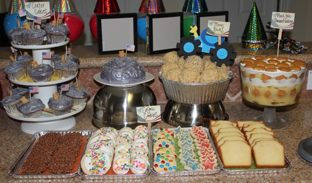 Birthday party wedcardshare - Kids party food table ideas ...