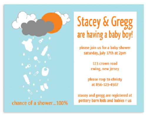 Baby Shower Party Invitations – Baby Shower Party Invitations