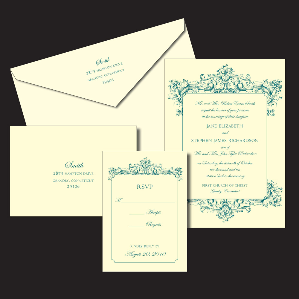 Sample Wedding Invitation Card: Share Useful Invitations Tips For Your Baby